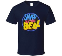 2018 Latest Funny Men Crew Neck Saved By The Bell Zack Morris Tv Show T Shirt