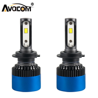 Avacom S2 Plus H4 H7 LED Car Headlight H1 H3 H11 9004 9005 9006 9007 80W