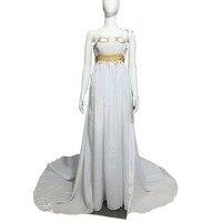 2018 Sailor Moon Princess Serenity Tsukino Usagi Dress Cosplay Costume Wedding Gown Lolita Party Dress Dress