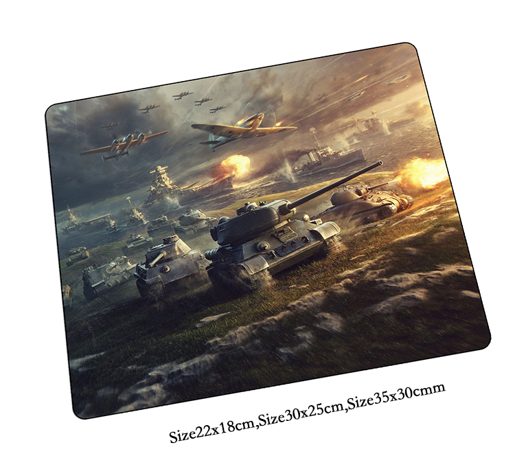 World of tanks mouse pad Wholesale pad to mouse notbook computer mousepad personalized gaming padmouse gamer laptop mouse mats