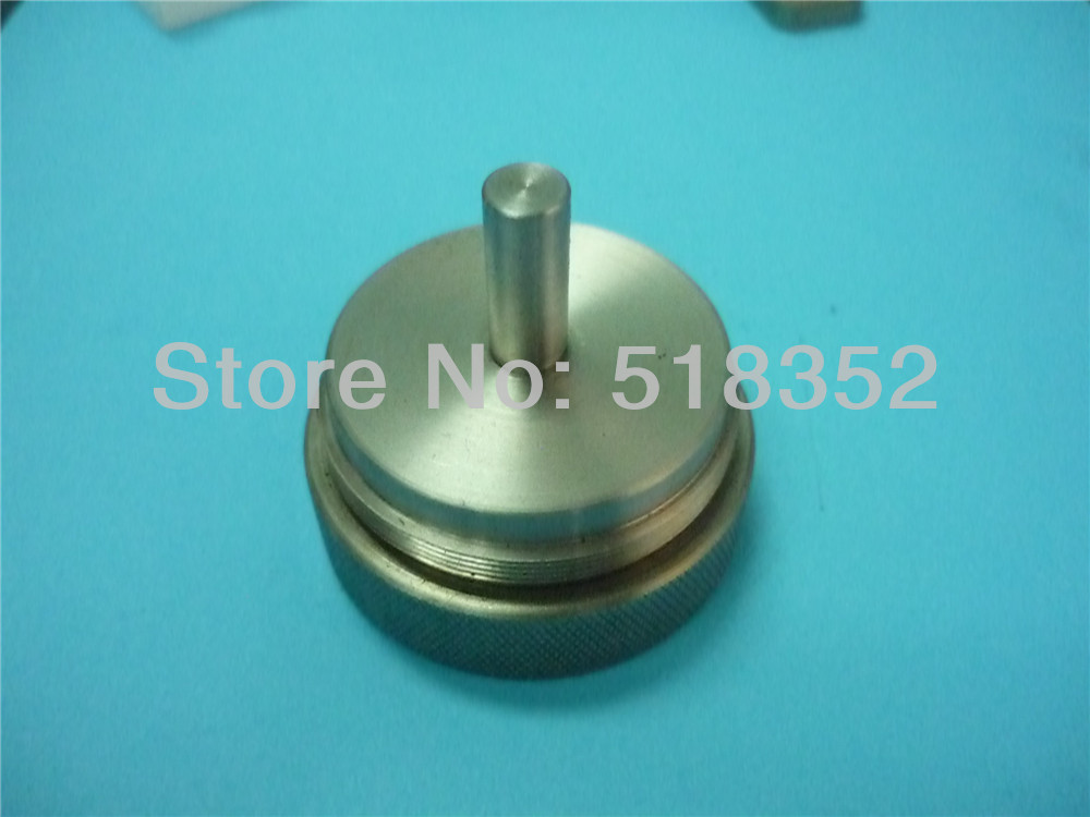 X183C442H01 Mitsubishi M458-2 Lower Roller Shaft/ Capstan Roller Opener for WEDM-LS Wire Cutting Machine PartsX183C442H01 Mitsubishi M458-2 Lower Roller Shaft/ Capstan Roller Opener for WEDM-LS Wire Cutting Machine Parts