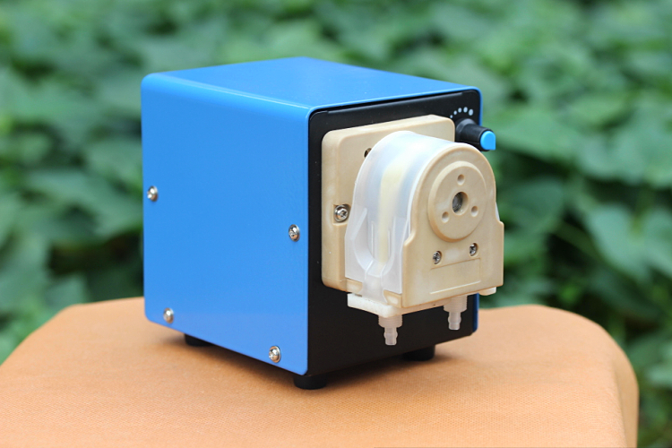 INTOP IAB39 Large flow rate peristaltic pump machine dosing pump water pump strong suction pump