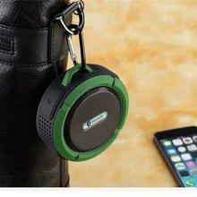 Bluetooth динамик 3,0 водонепроницаемый портативный открытый беспроводной мини громкий динамик s с присоской для iphone samsung C6