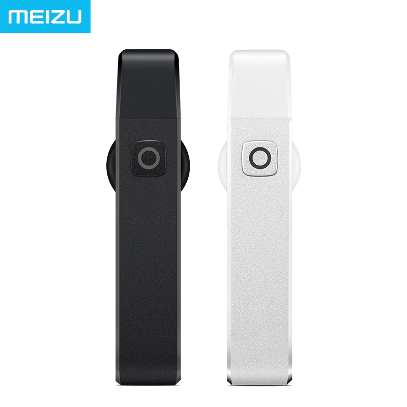 Original Meizu BH01 car kit handfree headphone wireless Bluetooth earphone Stereo Headset With MIC Aluminium earhud for iphone7 bh 23 wireless headphone