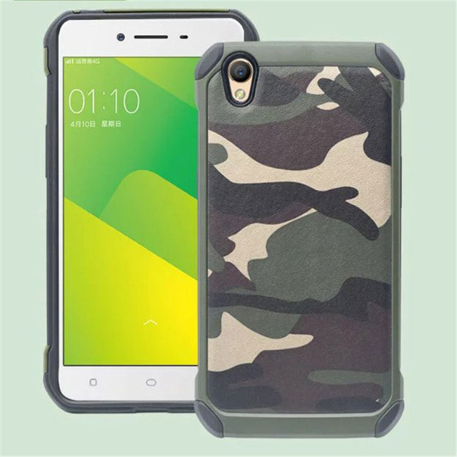 Camouflage case for oppo a37 pctpu armor anti knock protective back camouflage case for oppo a37 pctpu armor anti knock protective back cover for stopboris Images