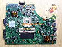 K53SV K53SM Rev 3.1 model GT540 Laptop motherboard socket PGA-989 60-N60MB1101-B02
