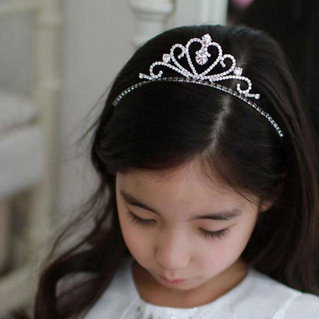 HTB1Wuz3JVXXXXbBXXXXq6xXFXXXd Dazzling Rhinestone Crystal Girl Princess Headband Tiara - 15 Styles