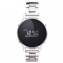 Bluetooth Smart Watch D5 K8 K18 LEM1 K9 X5 leder oder stahl band Luxus Edelstahl Metall armbanduhr smartwatch Für Android