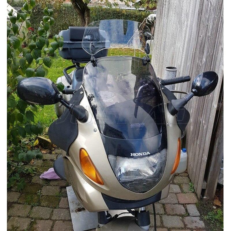 Tourenscheibe V-Stream Honda Deauville NT 700 V 06-16 klar