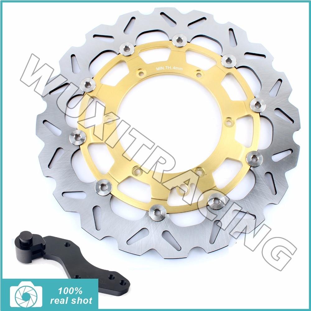 Oversize 320mm Front Brake Disc Rotor & Adaptor For KTM LC4 EGS 620 96-02 SUPERMOTO 620 99-01 625 02-04 640 00-02 ENDURO 99-07