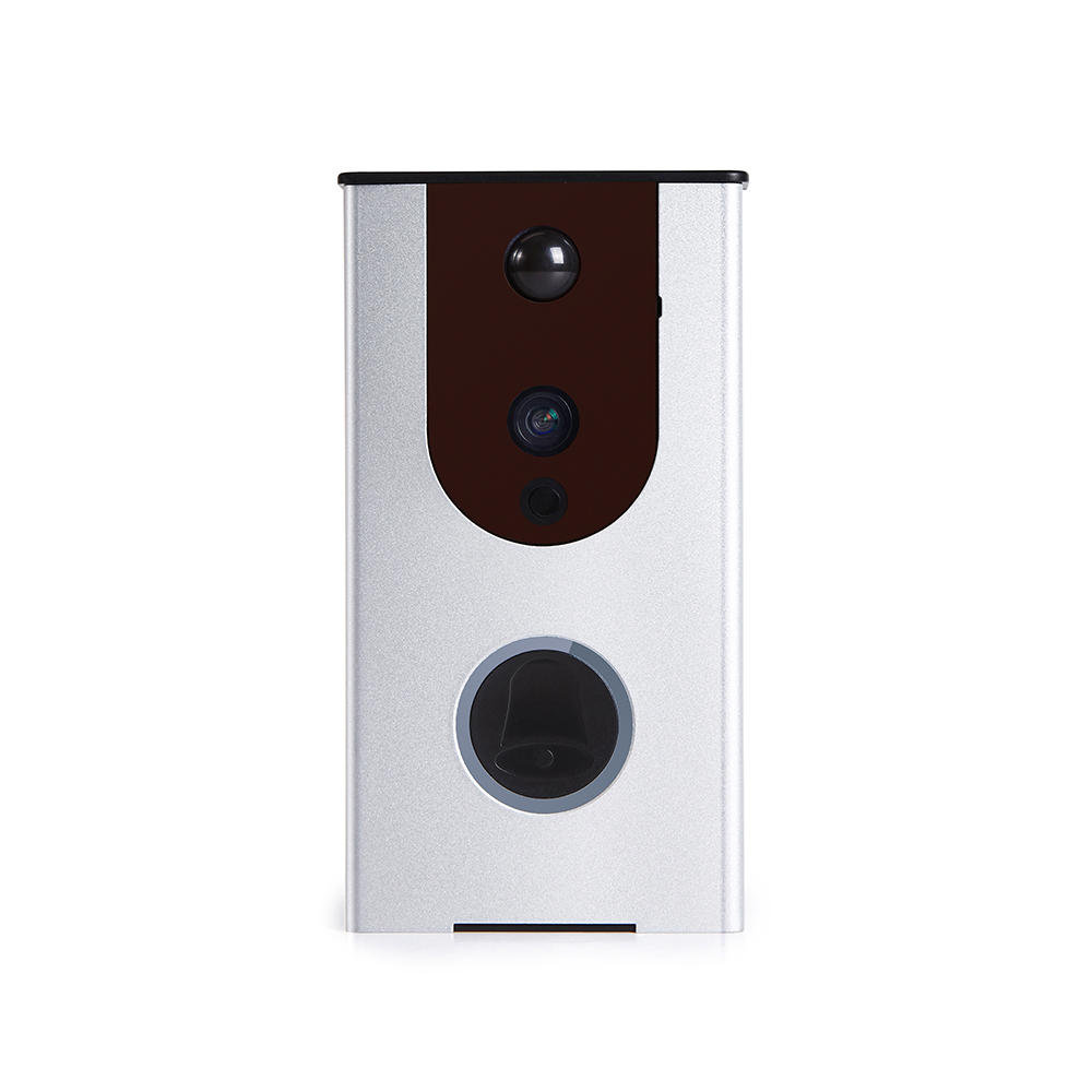 WIFI Doorbell Wireless Video Audio doorbell open door via apps Remote View Monitor Indoor Ring bell