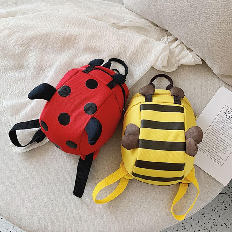 2019 New Premium Kindergarten School Bag Cute Animals Kid Toddler Anti Lost Leash Harness Backpack in School Bags from Luggage Bags