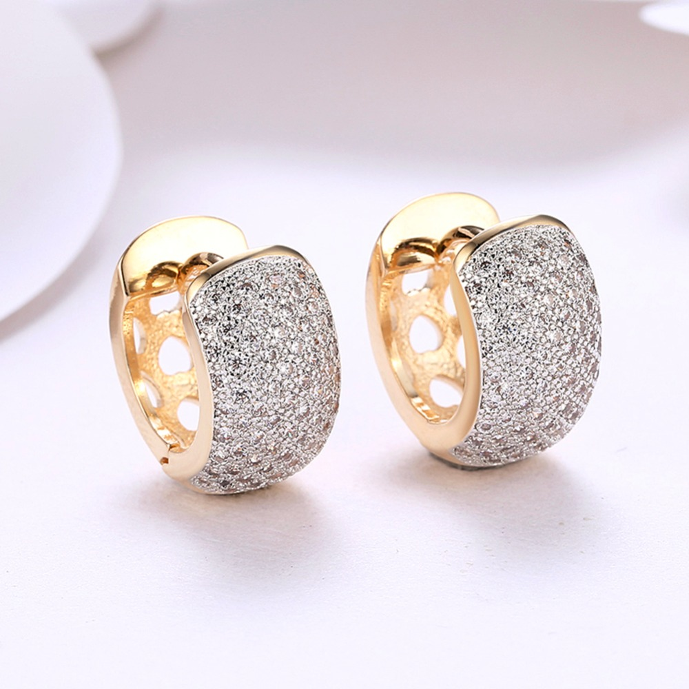 thumbnail original gold rose img online in small products round button stud plus dotoly earrings