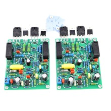 One Pair Assembled QUAD405 -2 ONSEMI TL071 JFET stereo channel Finished board 2 Boards