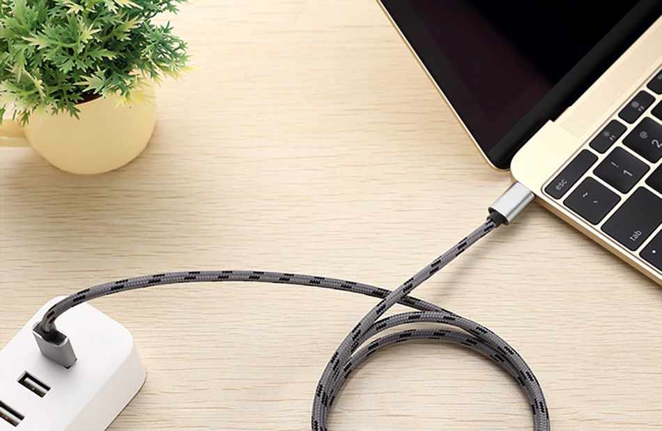 !ACCEZZ Type C USB Cable For Samsung S8 S9 Plus Oneplus 6 Fast Charging For Xiaomi 5 Mi8 Max 2 Huawei P20 Phone Charge Data Cord (10)