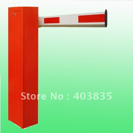 electric barrier gate for parking system and access control half ring shape of the block machine parking barrier lock