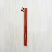 Multi Use Hand Made Solid Wood Oblique Calligraphy Copperplate Script Antique Dip Pen Holder