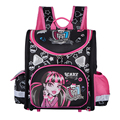 Кот бабочка монстр высокие дети ранцы дети Stachel EVA ортопедические рюкзак девушки ранцы Mochila Infantil