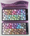 100 Fashion Color de Ojos paleta de sombra de ojos Cosméticos Mineral Make Up Maquillaje Paleta Sombra de Ojos set sombra de ojos para las mujeres 2016