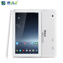 "iRULU eXpro X1 Plus 10.1 "" Tablet PC Quad Core Android 6.0 Dual Camera 16GB RAM Wifi Bluetooth 4.0 GMS Certified White Tablet"