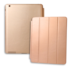 PU Leather Smart Case For iPad 2 3 4 , Ikase store Auto Sleep Protective Flip Stand Cover for ipad 2/3/4