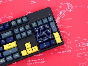 Image 5 - Mechanical keyboard Switch Mousepad cherry 900 400 4 mm non Stitched Edges Soft/Rubber High quality