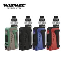 купить Wismec Reuleaux Tinker 2 Waterproof kit 200W With Trough Tank 6.5ml fit WT coil Electronic Cigarette Kit недорого
