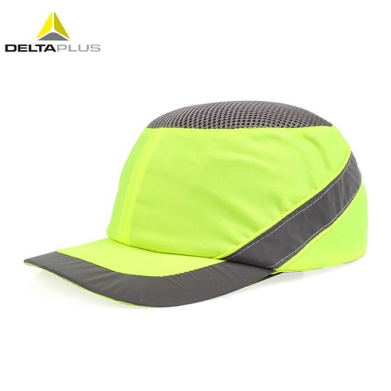 Bump Cap Work Safety Helmet With Reflective Stripe Baseball Style Hard Hat Breathable Security Anti-impact Helmet Protective HatBump Cap Work Safety Helmet With Reflective Stripe Baseball Style Hard Hat Breathable Security Anti-impact Helmet Protective Hat