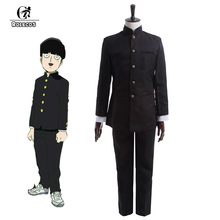 ROLECOS font b Anime b font Mob Psycho 100 Cosplay Costume Kageyama Shigeo Cosplay Costume Japanese
