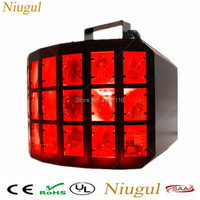RGBW 4IN1 50W Professional KTV Bar Club Party Wedding Stage Lighting LED Three Layers Butterfly DJ