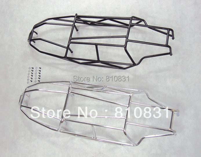 Metal roll cage for 23cc 26cc 29cc hpi bajas rv km metal quick release roll cage