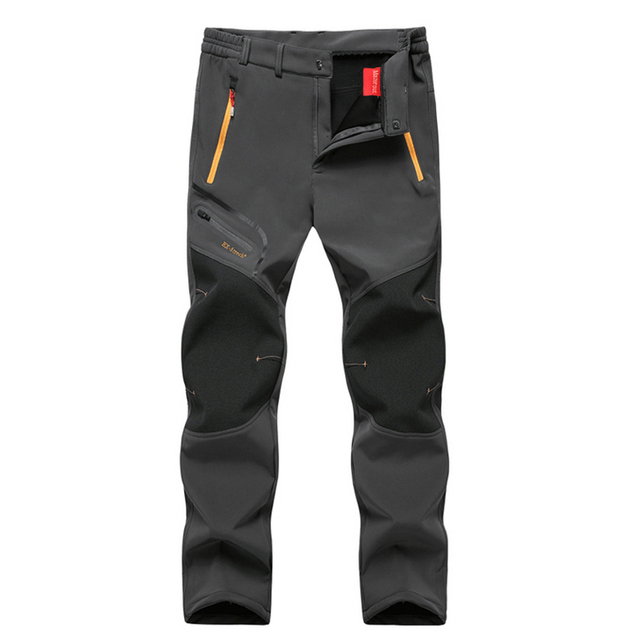 Waterproof Soft Shell Hiking Pants