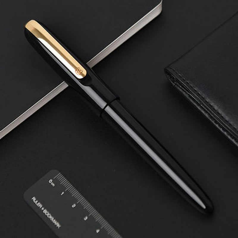 Xiaomi Mijia KACO Luxury PEN 14K Gold TIP ปากกาสำหรับชาย F 0.5 มม.สำนักงานธุรกิจลายเซ็นปากกา BOSS