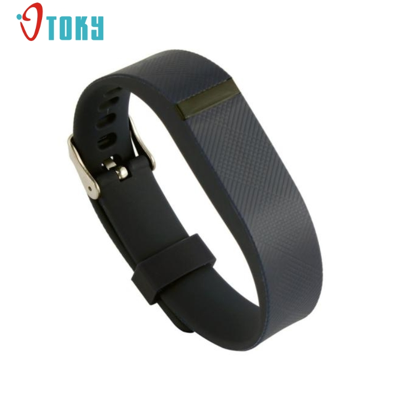 Excellent Quality Replacement Band Band Silicone Bracelet Strap Belt For Fitbit Flex Wristband With Metal Clasps Dec-29