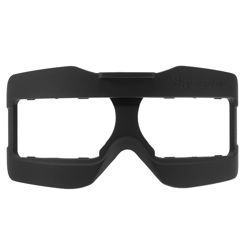 New Skyzone SKY02S V+ FPV Goggles Accessory Face Plate White Black Spare Part For FPV System Parts Accessories Accs