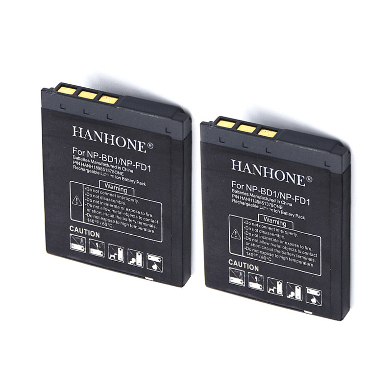 2pcs 1900mah Np-bd1 Np-fd1 Np Bd1 Rechargeable Li-ion Battery For Sony Dsc T2 T200 T70 T700 T300 T77 T500 T90 T900 Tx1 Bateria New Varieties Are Introduced One After Another