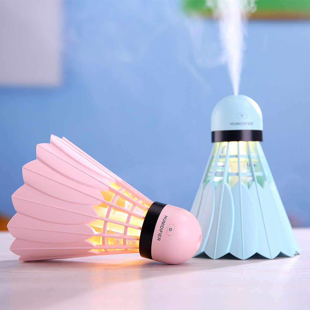Reed наборы диффузоров увлажнение бадминтон мини увлажнитель домашний светодиодный увлажнитель воздуха очиститель распылитель увлажняющий Nov5