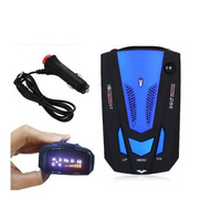 360 Degrees Car Speed Radar Detector 16 Band Voice Alert Laser V7 Security Auto Warning Radar
