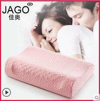 Tajlandia importowane JAGO Jonów Ujemnych lateksu poduszki opieki zdrowotnej Naturalnego lateksu poduszki szyi fabryki hurtowych Bezpośrednie