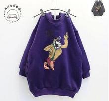 New 2016 spring autumn children's hoodies sweatshirts brand design floral hoodies baby girls clothing long sleeve high quality