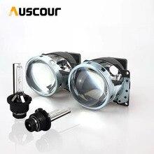 3.0inch Koito Q5 Bi Xenon Projector Lens Car Headlight d2s fast start xenon Bulb lamp fit for  D1S D2S D2H D3S D4S