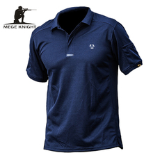 MEGE Brand Clothing, Summer Coolmax Breathable Fabric Polo Shirt For Men, Polo Homme Camisa Polo Masculino, Casual Men Polo