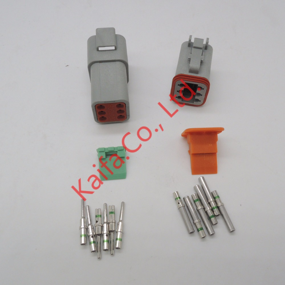 14 Ga5 Sets Kit Deutsch Dt 2 3 4 6 8 12 Pin Waterproof 9 Deutch Connector On Semi Trucks Getsubject Aeproduct