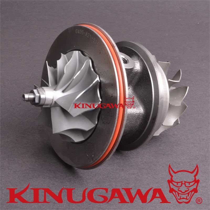 Kinugawa 9B TW Turbo cartouche CHRA pour T518Z TD05H-18G refroidi à l'huile