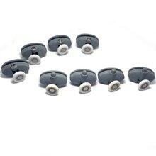 25mm Shower Sliding Door Partiality Roller Replacement Runner Wheel Pulleys
