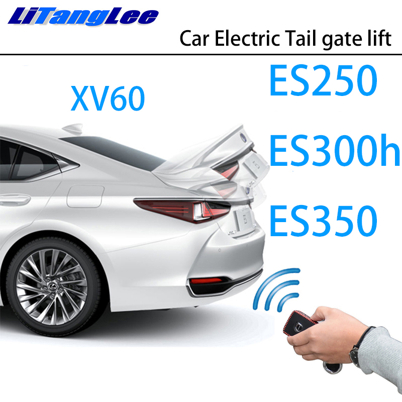 LiTangLee Car Electric Tail Gate Lift Trunk Rear Door Assist System For Lexus ES XV60 ES250 ES300h ES350 2013~2018 Control