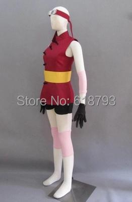 Anime Naruto Haruno Sakura Costumes