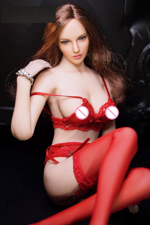 1/6 sexy red Underwear Suit Set 1:6 scale lace Lingerie suit For 12 Female clothing clothes set PH Doll Action Figure Body1/6 sexy red Underwear Suit Set 1:6 scale lace Lingerie suit For 12 Female clothing clothes set PH Doll Action Figure Body
