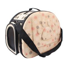 Dog Carrier Bag Portable Cats Handbag Foldable Travel Puppy Carrying Mesh Shoulder Pet Bags