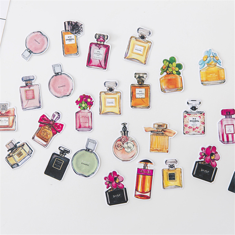 Cute Cartoon Glass Bottle Decorative Stickers DIY Decoration Diary Stickers kawaii Stationery Sticker School Supplies child GiftCute Cartoon Glass Bottle Decorative Stickers DIY Decoration Diary Stickers kawaii Stationery Sticker School Supplies child Gift